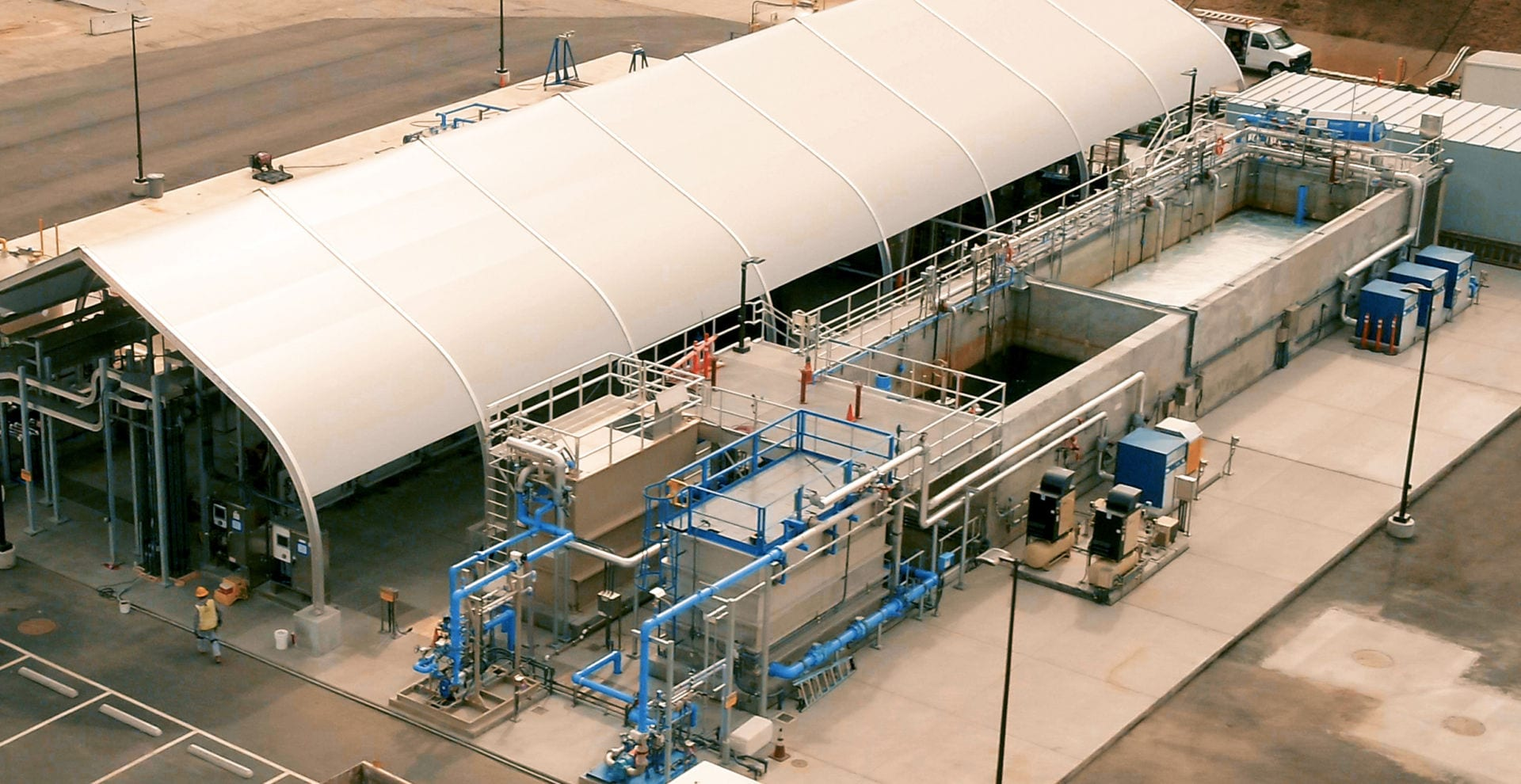 Work Continues on the Regional Recycled Water Program