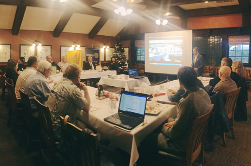 Clearwater Project Presentation to South Bay Sunrise Rotary Club
